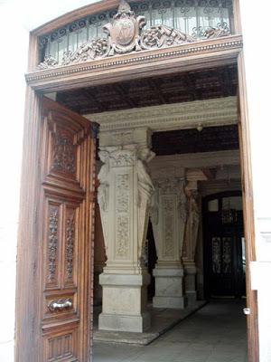 Un portal impresionante