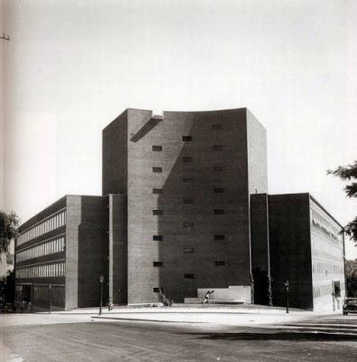 El Centro de Investigaciones Biológicas, de Fisac