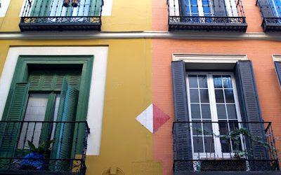 ¿Balcones o terrazas?