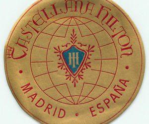 El Hotel Castellana Hilton, 2.
