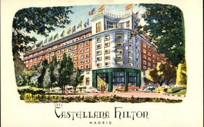 El Hotel Castellana Hilton