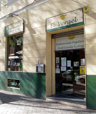 Restaurantes Vegetarianos en Madrid