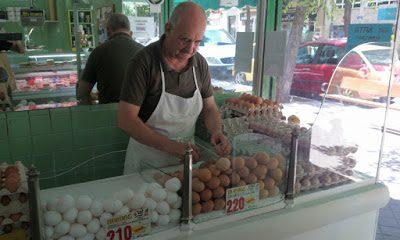 Los huevos más gordos del barrio