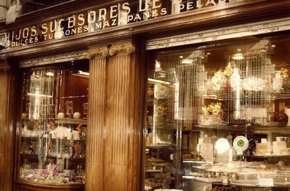Las mejores pastelerías de Madrid.