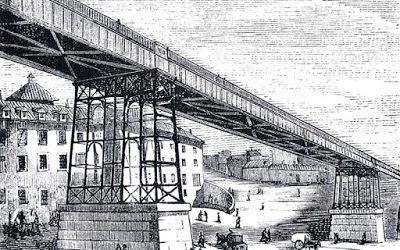 Desamores que terminaron en el Viaducto
