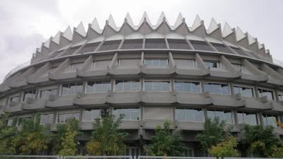 Edificio del IPCE: «La corona de espinas»