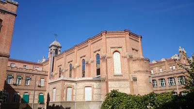 Edificio de las Hermanitas de los Pobres, en Doctor Esquerdo.