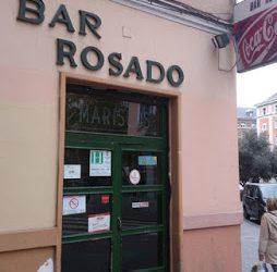 Bar El Rosado