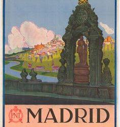 ¿Cómo se les llama a los habitantes de Madrid?