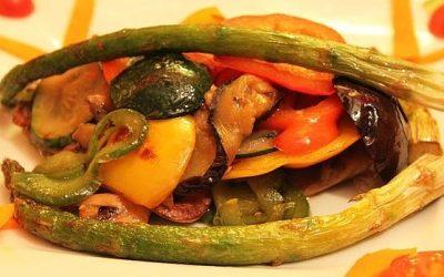 Algunos de los mejores restaurantes vegetarianos de Madrid.
