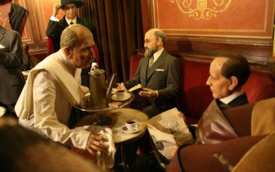 Cafés Agradables en Madrid: 1, Los Cafés Clásicos.