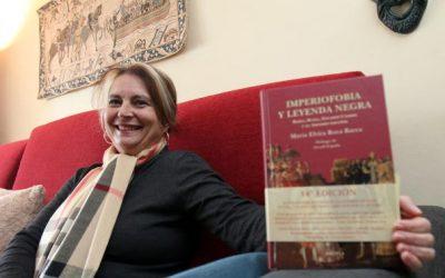"""""""Imperofobia y leyenda negra"""": un libro imprescindible."""