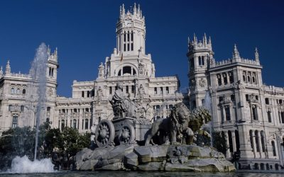 Palacio de Cibeles.
