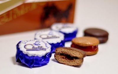 Chatitas, un dulce madrileño.