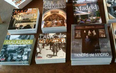 Libros de Madrid: todo un regalo!