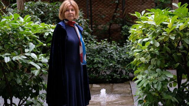 María Medina habla sobre urbanismo y paisajismo en Madrid