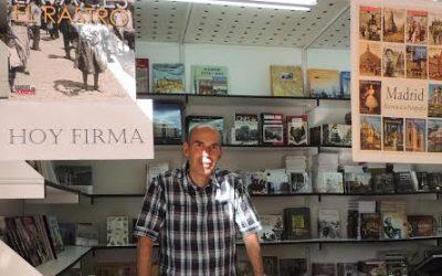 Libros de Madrid, de Carlos Osorio.