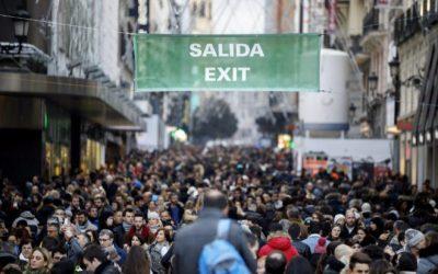 Peatonalizar las calles ¿Solución o problema?