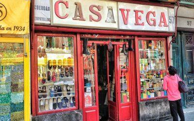 Recuerdo de «Casa Vega»