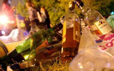 Fiestas de ruido y alcohol